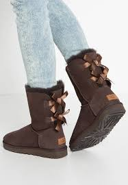 ugg womens boots bailey bow check the collection ugg ankle boots with price