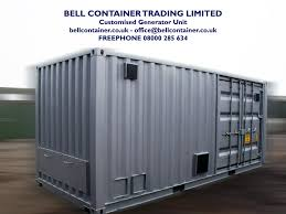 Hire A Shipping Container For Storage Container Conversions Bell Container Trading London U0026 South