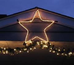 Lighted Christmas Star Window by Custom Size Christmas Star For Outdoors 7 Steps