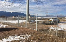 chain link colorado springs fence co