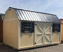 Metal Siding For Barns Barns And Barn Style Sheds Leonard Buildings U0026 Truck Accessories