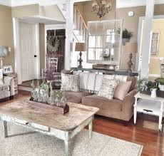 Living Room With White Furniture Set Farmhouse Living Room Furniture How To Arrange Farmhouse