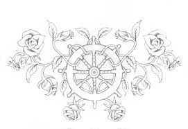 grand banks ships wheel by fenn shysha on deviantart