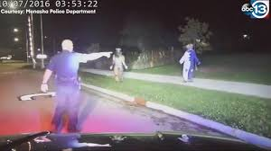 police parents leave child home alone to pull clown pranks