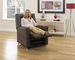 Riser Armchairs The New Contemporary Slim Line Manhattan Riser Recliner