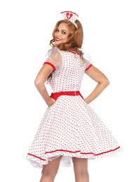 nurse nikki bedside betty costume 85532 fancy dress ball