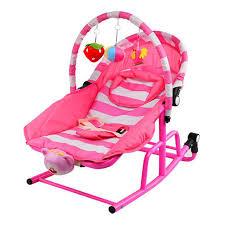siege de balancoire pour bebe bébé à bascule musique vibrant chaise berçante bébé videur enfant