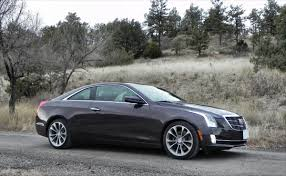 cadillac jeep 2015 cadillac ats now offered as a two door luxury coupe