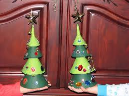 jennspeak funnel christmas tree craft project
