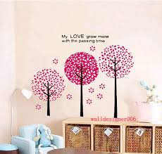 girls bedroom wall decals floral wall decal girl room decor wall decor wall sticker wall