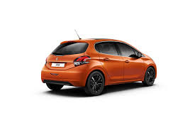 nearly new peugeot new peugeot 208 myautoworld com