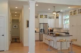kitchen ceiling fan ideas joel plitt ruhf architects contemporary kitchen inside ceiling fan