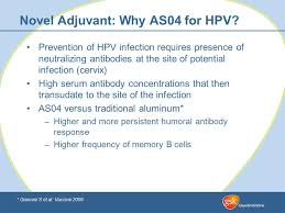 Serum Hpv development of the hpv 16 18 cervical cancer vaccine ppt