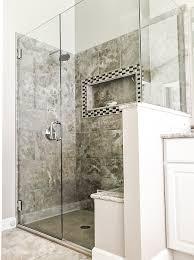 Frameless Bathroom Doors Frameless Shower Doors In St Louis Signature Kitchen U0026 Bath