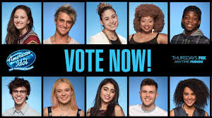 Vote Idol American Idol On Voting Starts Now To Https T
