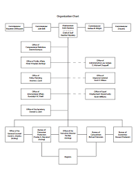 organizational chart free download create edit fill and print