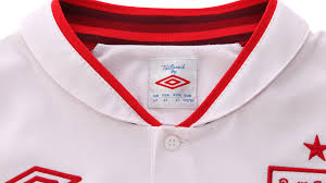 Flag Kits Home Flying The Flag For England Umbro Reveals New White And Red