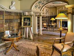 home library design uk english country house libraries library pinterest english