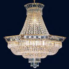 Hanging Heavy Chandelier Hanging Crystal Chandelier In The Ceiling Over Dining Table Add
