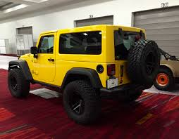 used 2 door jeep rubicon aftermarket supplier to reveal long wheelbase stretched jeep