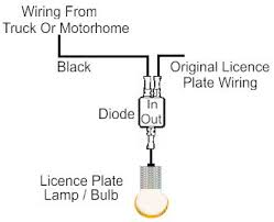 trailer tow bar wiring diagram for towing