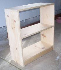 Making A Small End Table by Best 25 Small Bookshelf Ideas On Pinterest Bedroom Shelving