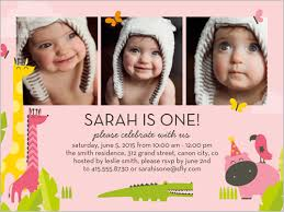 friends and fun 4x5 invitation birthday invitations