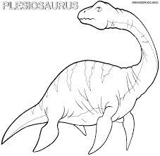 plesiosaurus coloring pages coloring pages to download and print