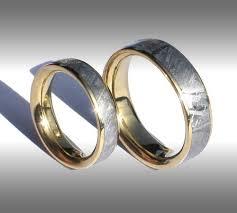 meteorite wedding band meteorite wedding bands 025