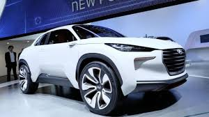 hyundai crossover 2014 hyundai intrado concept graces geneva hints new compact crossover
