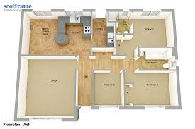 bungalow floorplans deluxe bedroom bungalow house plan home decoratings and diy style