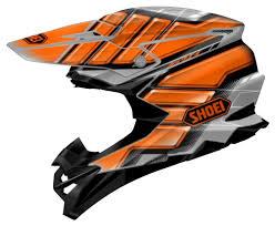 shoei motocross helmets closeout shoei vfx evo glaive helmet revzilla