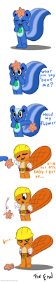 Hold My Flower Meme - memes by hoshinousagi on deviantart