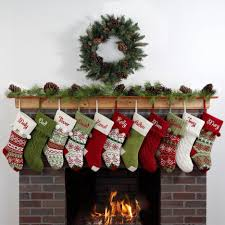 endearing home christmas fireplace decoration feat graceful wooden