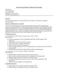 Examples Of Resume Objective Statements In General by Printable Financial Advisor Resume Objective Medium Size Printable