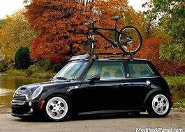 mini cooper porsche 2008 mini cooper s with 1986 porsche 944 oem wheels