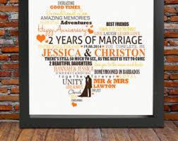 2nd wedding anniversary gifts inspirational 2nd wedding anniversary gift b99 in images selection