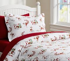 Santa Duvet Cover Christmas Quilt Bedding Sets The Quilting Ideas