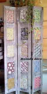 Room Divider Doors by Free Shipping Antique Multi Color Indian Four Panel Screen Wood