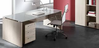 scrivanie classiche prezzi gallery of scrivania ufficio vetro e cassettiera prezzi e offerte