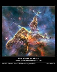 the birth of stars nasa