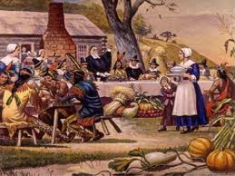in what year was the first thanksgiving celebrated the first thanksgiving by mostafa almomani