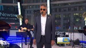 remarkable andrea bocelli performs live u0027gma u0027 stage video