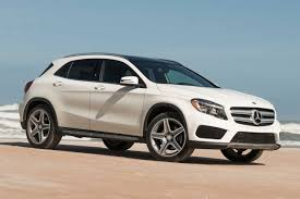 used 2015 mercedes gla class for sale pricing features