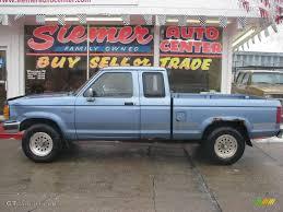 1990 ford ranger extended cab 1991 light blue pearl metallic ford ranger xlt extended