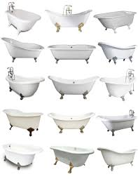 claw foot bathtubs footed in style the clawfoot tub house appeal