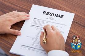 Resume For 1st Job by How To Make A Resume U2013 5 Important Things You Should Keep In Mind