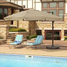 Deck Umbrella Replacement Canopy by Outdoor Big Patio Umbrella 5 Ft Outdoor Umbrella Outside
