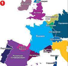 mapa europe russian experts compile map of europe for year 2035 neogaf