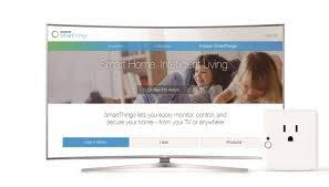 samsung smart home theater smartthings and samsung team up to make your tv a smart home hub